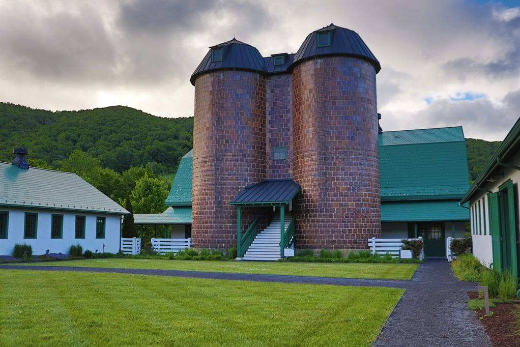 The Old Dairy Complex At The Preserve